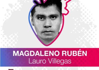 Magdaleno Ruben Lauro Villegas