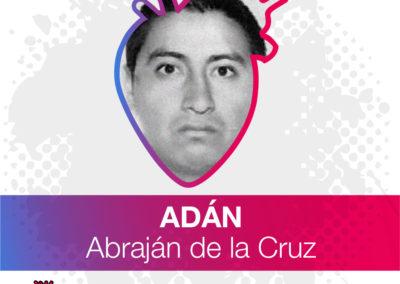 Adán Abraján de la Cruz