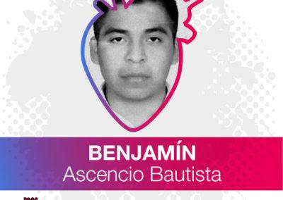 Benjamín Ascencio Bautista