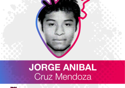 Jorge Anibal Cruz Mendoza