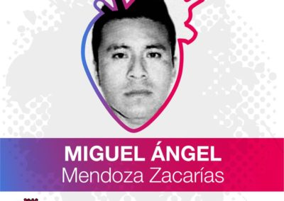 Miguel Ángel Mendoza Zacarías