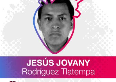 Jesús Jovany Rodríguez Tlatempa