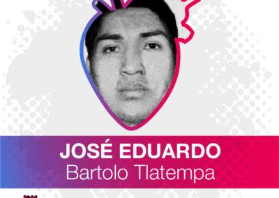 José Eduardo Bartolo Tlatempa